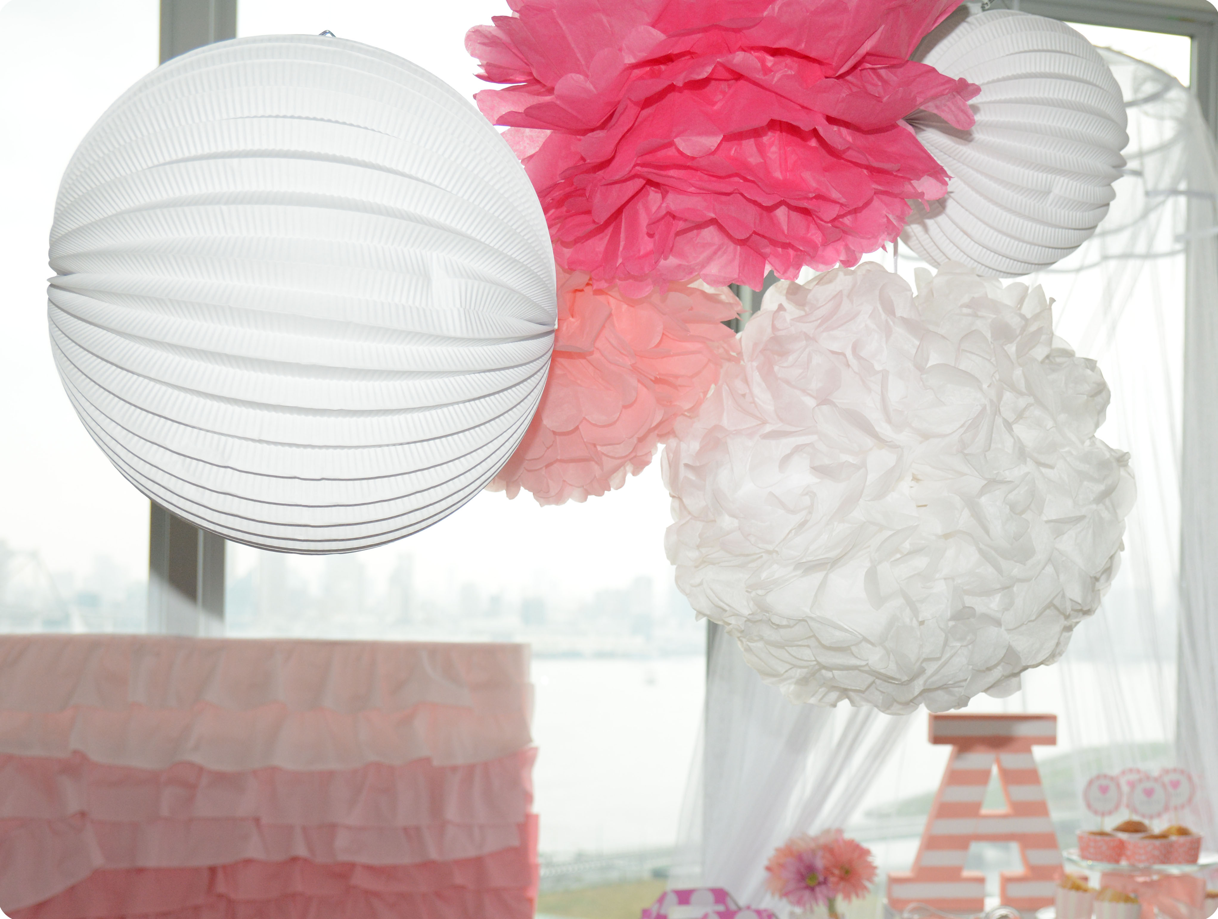 プリンセス テーマのピンクパーティー : Pink Princess Party