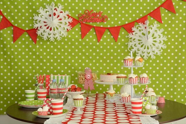 グリーンクリスマスパーティー_1R