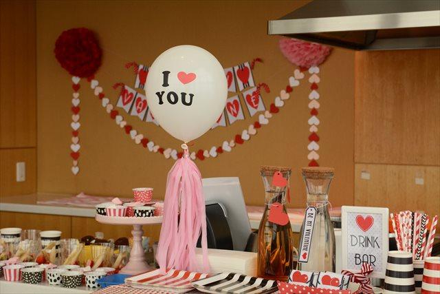 赤ちゃんとバレンタインクッキングパーティー : Valentine's Cooking Party with Babies!