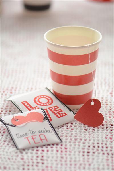 バレンタインパーティー準備中!Valentines Day Party Idea