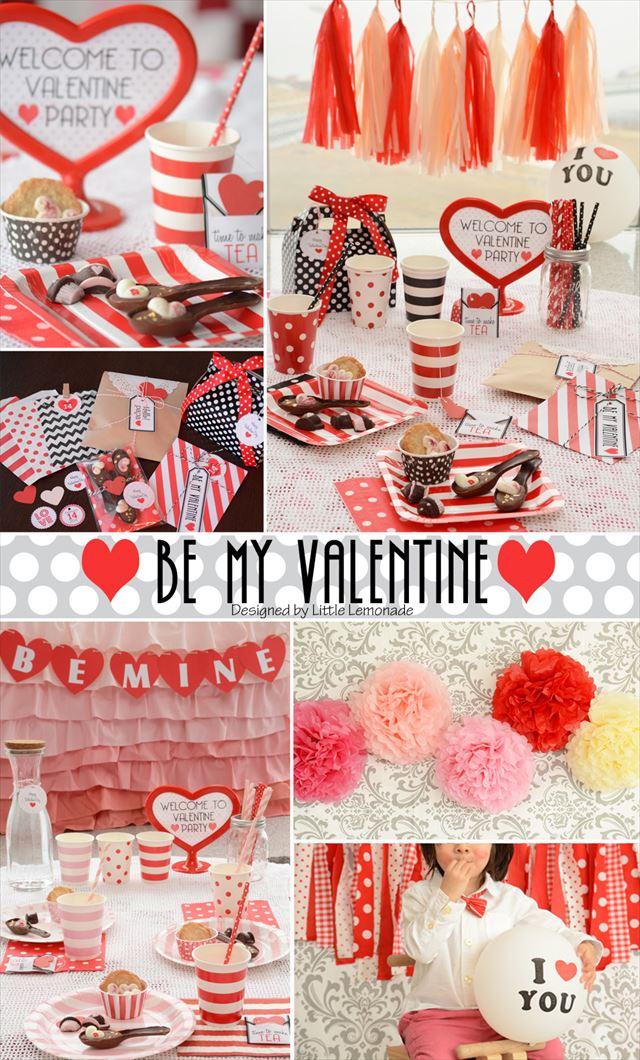 バレンタインパーティーアイディア