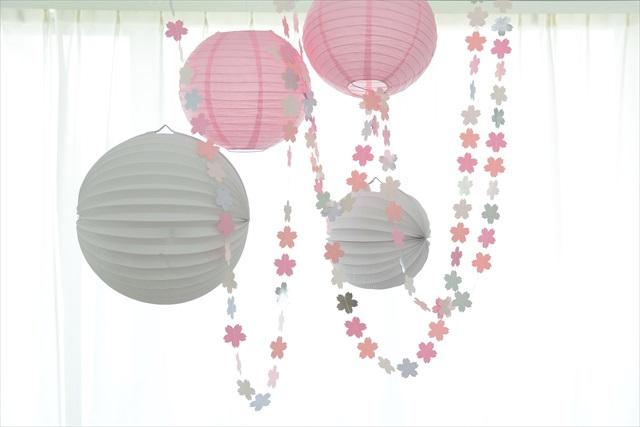 お花見パーティー プランニング : Hanami Home Party Planning