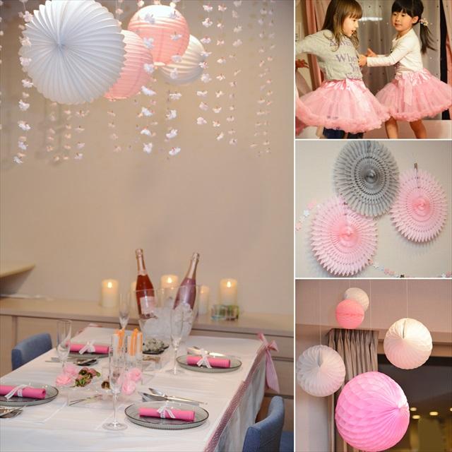 お花見パーティー : Sakura Themed Ohanami Party Report