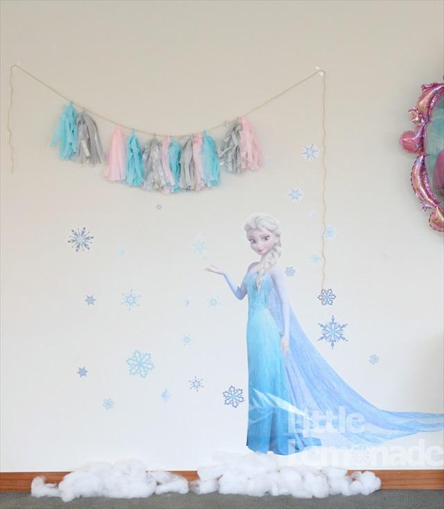 アナと雪の女王パーティー_9