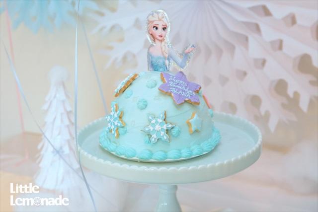 アナと雪の女王パーティー_2