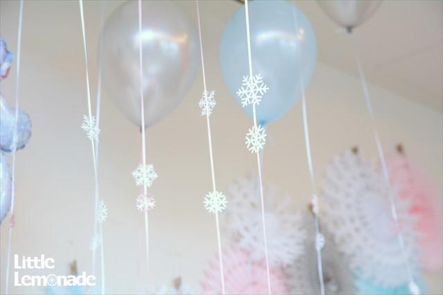アナと雪の女王パーティー_8