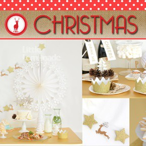 CHRISTMAS PARTY ITEMS now in shop !