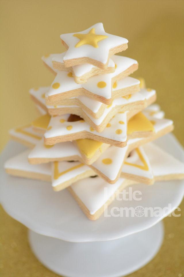 クリスマスツリー_アイシングクッキー_リトルレモネード