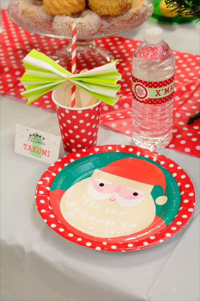 1歳ベビー達のクリスマス会 : 2014 Christmas Baby Party Report