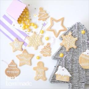 【VERY 12月号掲載】親子で参加できる クリスマス アイシングクッキーレッスン