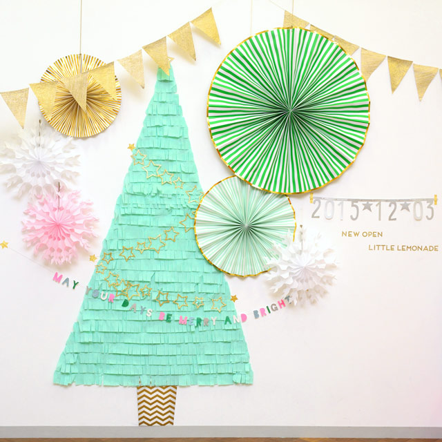 12/3~12/29  PARTY SHOP LITTLE LEMONADE 期間限定オープン : 横浜ベイクウォーター 4F