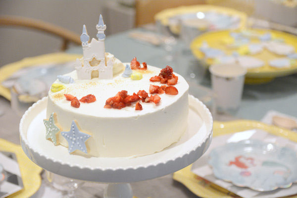リトルマーメイドのお誕生日会 : The Little Mermaid Themed Birthday Party
