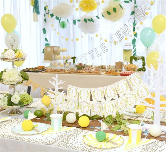 リトルレモネード ウェルカムパーティー : Little Lemonade Welcome party☆