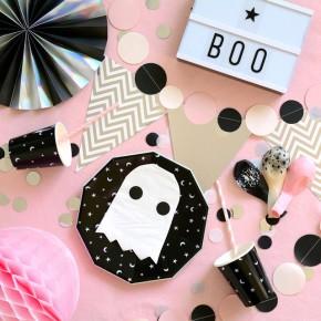 2016 Little Lemonade Halloween Party : Pink x Black : リトルレモネード ハロウィンパーティー