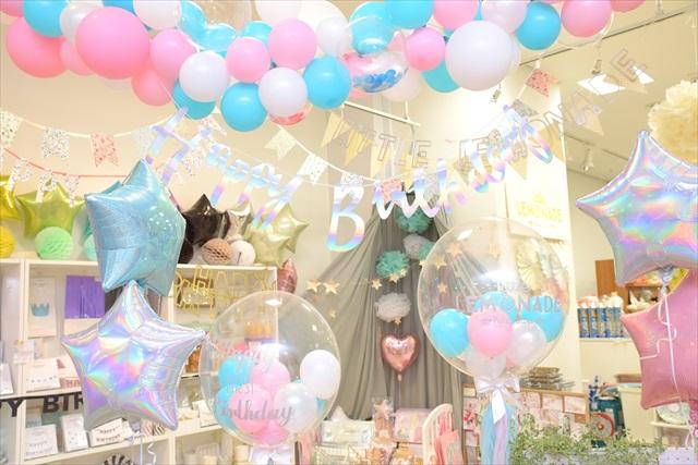 Little Lemonade 横浜店 オープン1周年記念イベント      ~HAPPY FIRST BIRTHDAY~