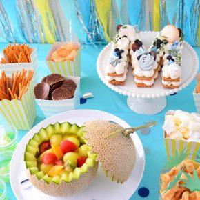 Birthday party born in August - 8月生まれのバースデイパーティー -