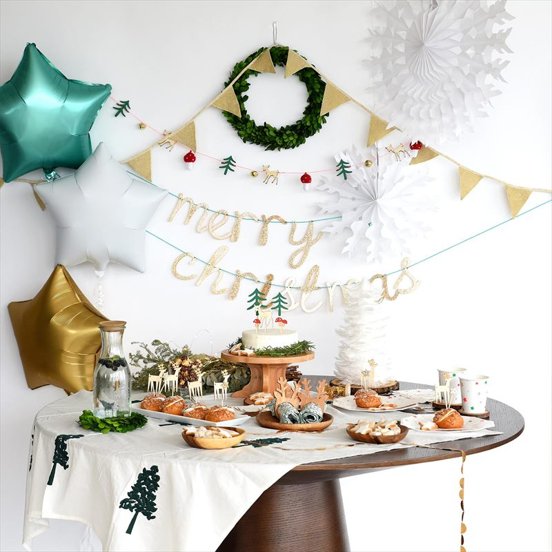 *2017 Little Lemonade クリスマスコーディネート ~Woodland Christmas~ *