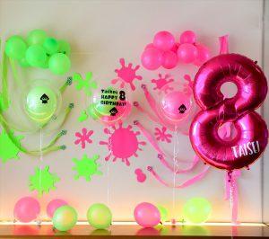 Splatoon Themed Birthday Party スプラトゥーンのバースデイパーティー