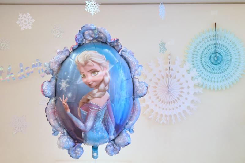 FrozenⅡ Birthday Party:アナと雪の女王2 バースデイパーティー
