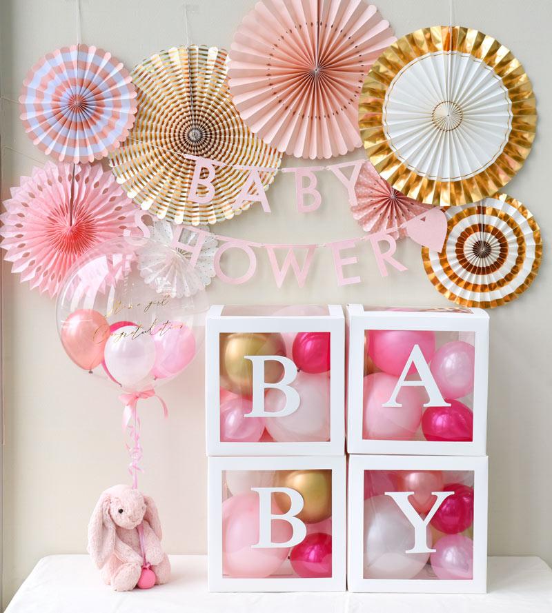 Baby Shower~生まれてくる赤ちゃんの幸せを願って~